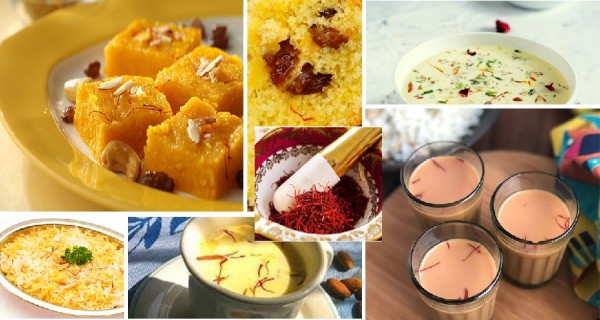 Saffron in daily diet