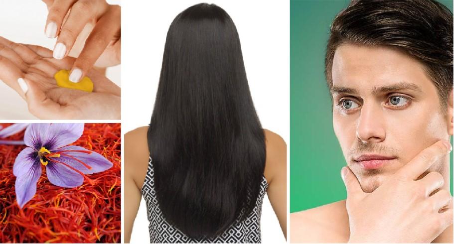 saffron-hair-skin-healthylife-werindia
