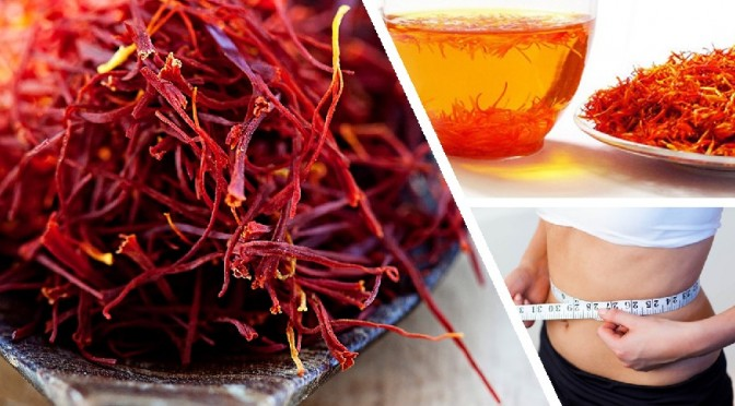 Saffron for weight loss