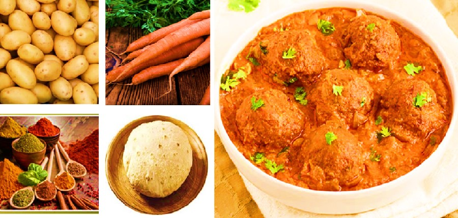 Vegetable Kofta Recipe