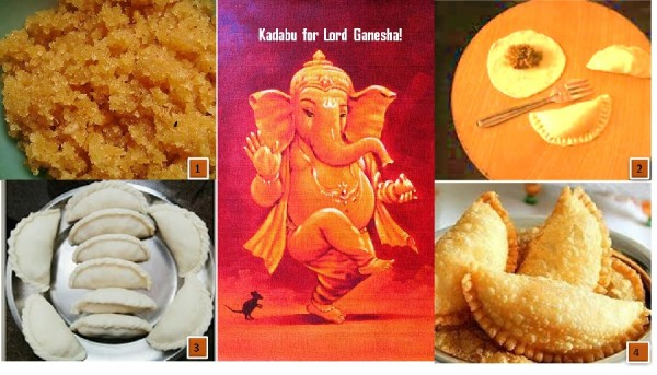 Kadabu for Lord Ganesha