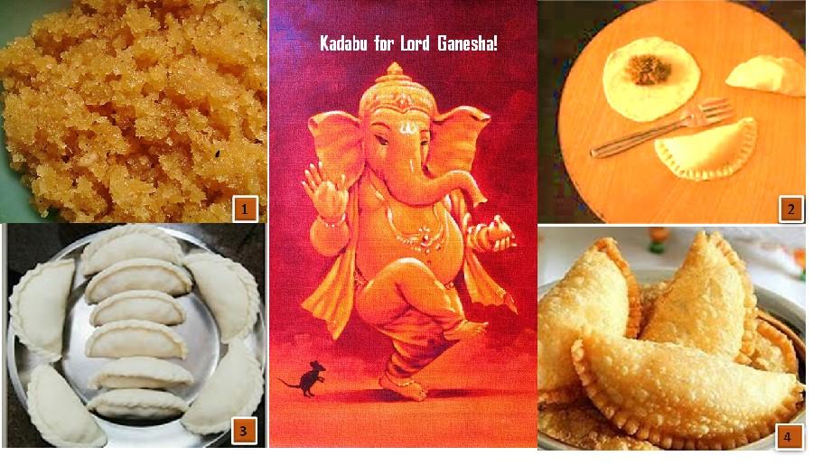 Kadabu for Lord Ganesha
