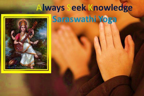 Saraswathi Yoga