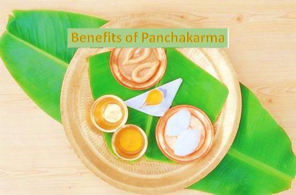 Benefits panchakarma