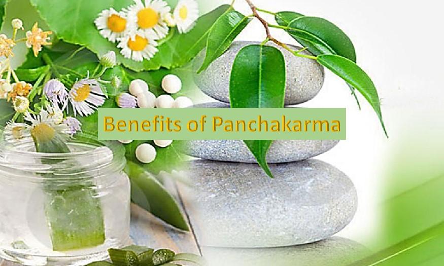 Benefits of panchakarma