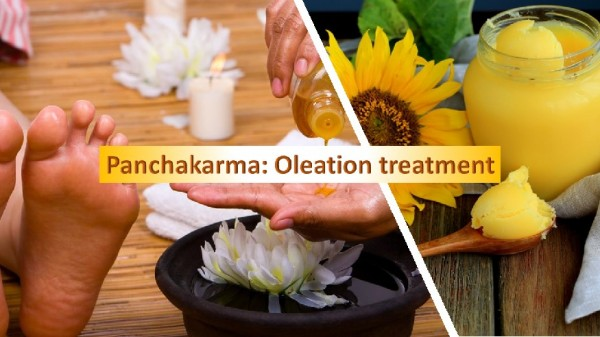 Oleation treatment