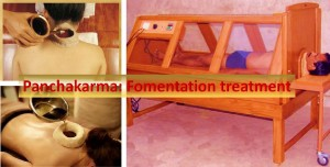 Fomentation treatment