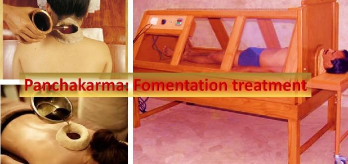 Fomentation treatment