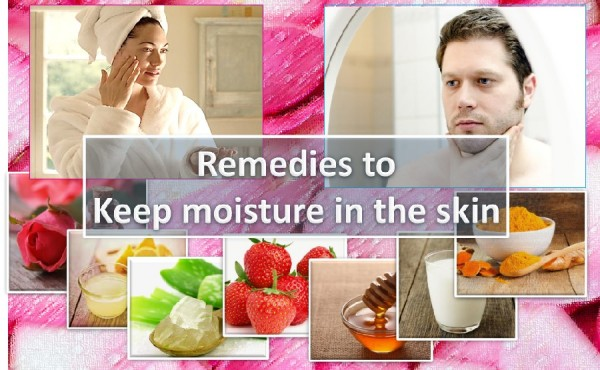skin care moisture remedies