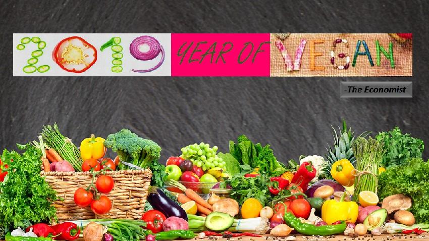 2019 year of vegan