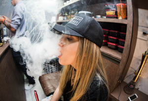 Vaping Safer than Smoking Cigarettes