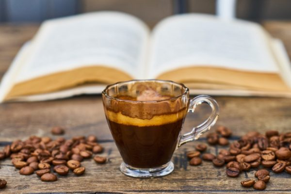 Coffee drinking memory boost