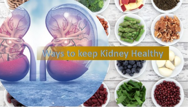 Ways to keep Kidney Health