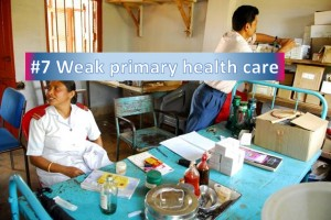 Global primary health care