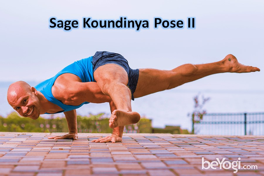sage koundinya pose advanced yoga