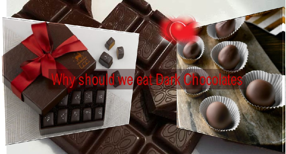 Dark chocolates health benefits