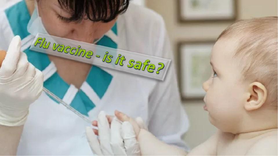 Is flu vaccine safe