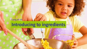 Introducing kids to nutrients