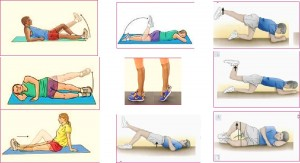 Leg strengthening exercise