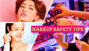 Makeup safety tips