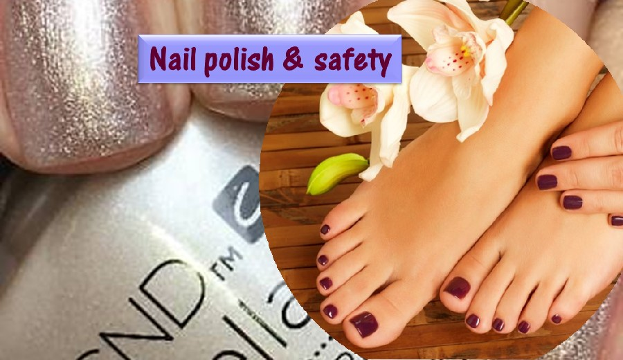 Nail polish safety
