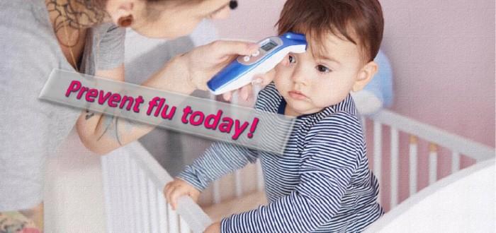 Prevent flu today