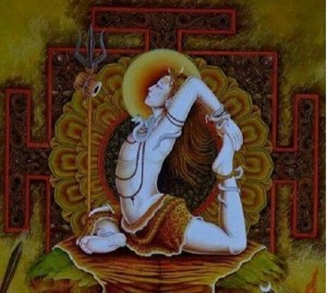 Lord Shiva And Yoga