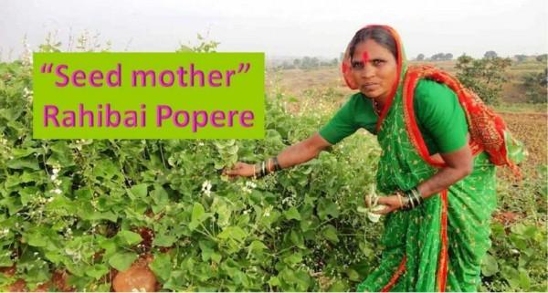 Seed mother Rahibai Popere