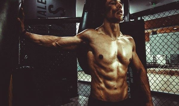 Bigorexia in body builders