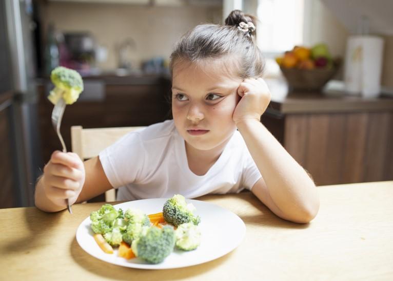 Anorexia in children