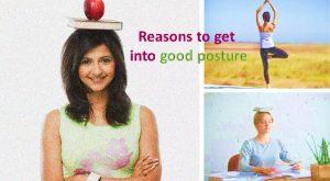 Reasons to practice good posture