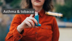 Asthma and tobacco usage