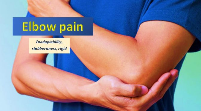 Elbow pain and emotion