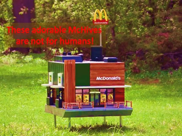 McHive from McDonald's