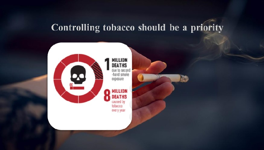Controlling tobacco
