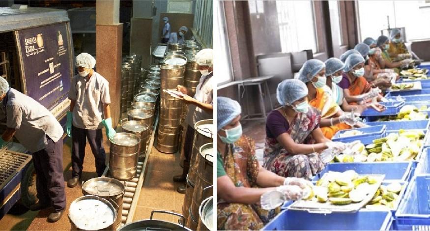 Akshaya Patra meal