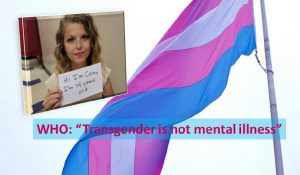 Transgender not mental illness