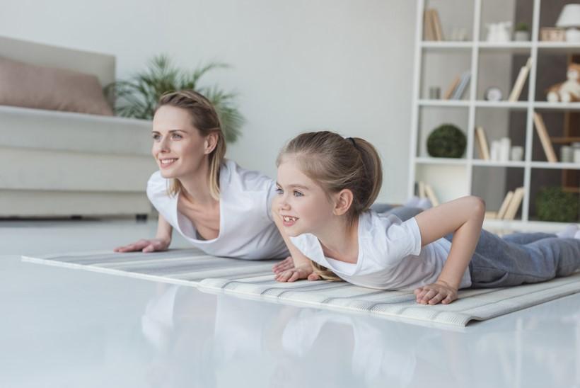 Yoga for family