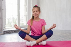 Meditation benefits for kids