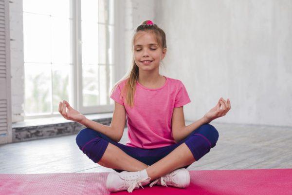 Meditation benefits for kids