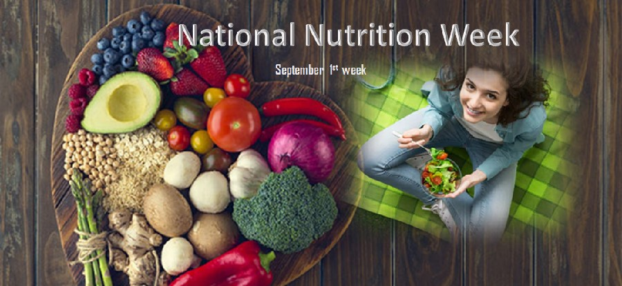 National Nutrition Week India