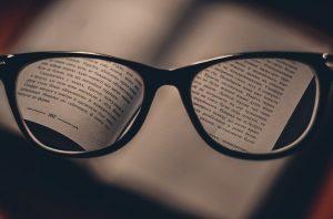 Presbyopia aging eye