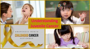 Juvenile cancer awareness