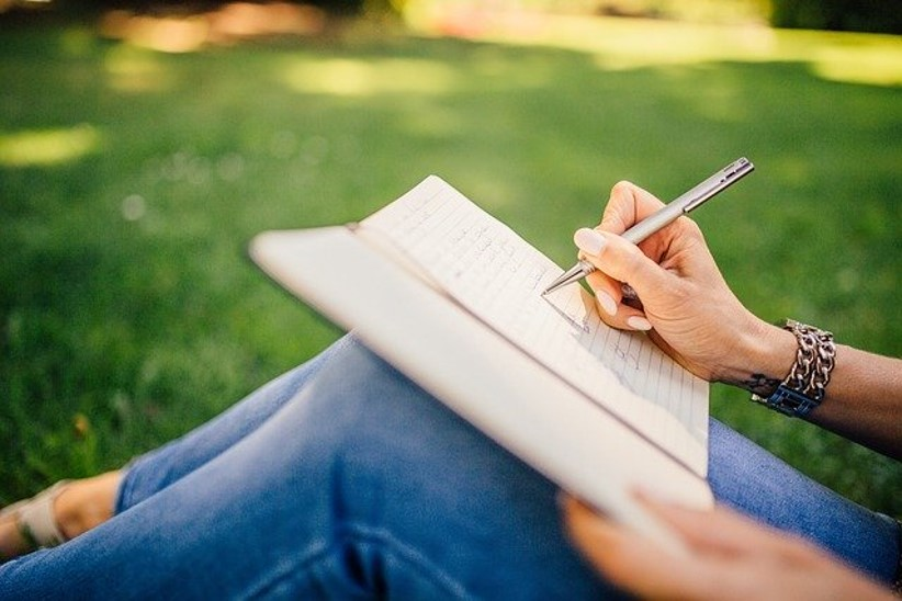 Personal journal writing