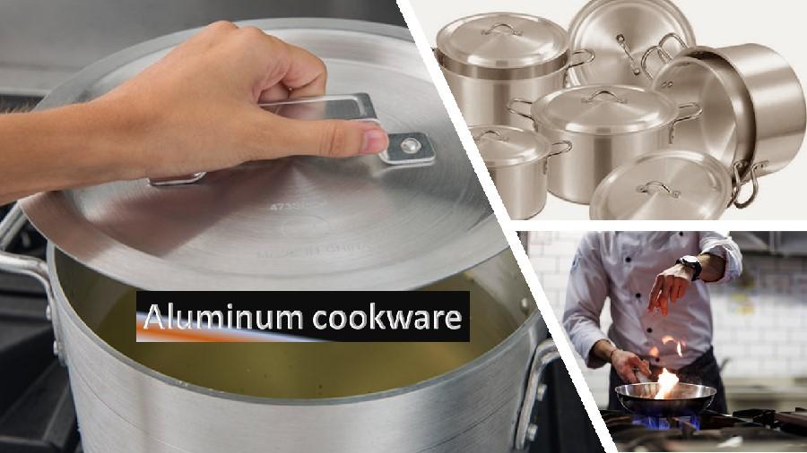 Aluminum cookware safety