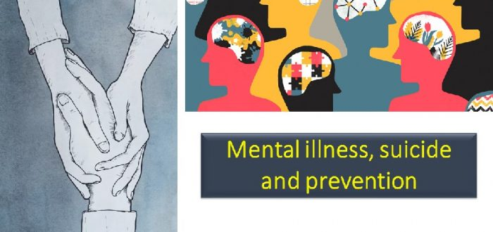 Mental illness, suicide and prevention