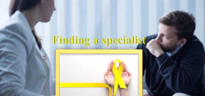Seeking help for mental illness