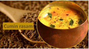 Cumin rasam benefits