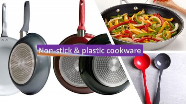 Nonstick and plastic cookware safety