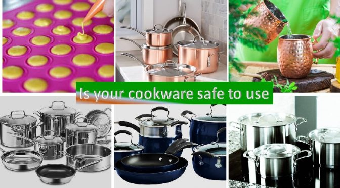 How safe is cookware